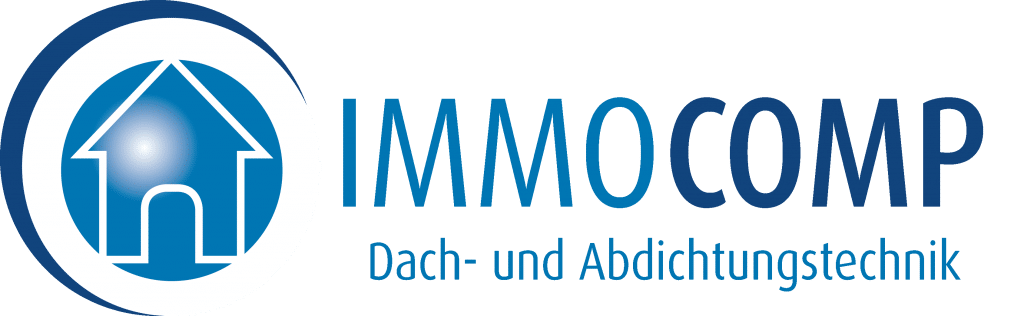 ImmoComp Logo Dachdecker Düsseldorf
